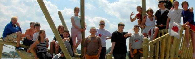 Ruderwanderfahrt 2009 an die Maas